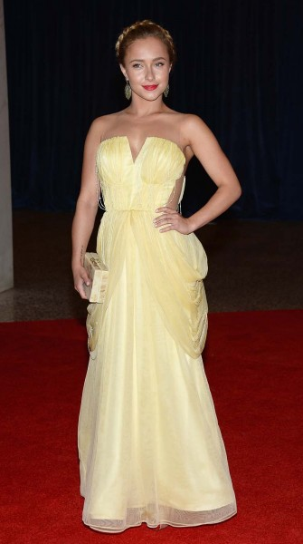 Red Carpet Style: White House Correspondents Dinner 2013