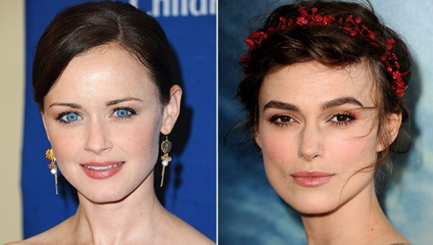 Celebrity Eye Color: Blue vs. Brown