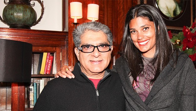 Rachel Roy x Deepak Chopra Exclusive Launch
