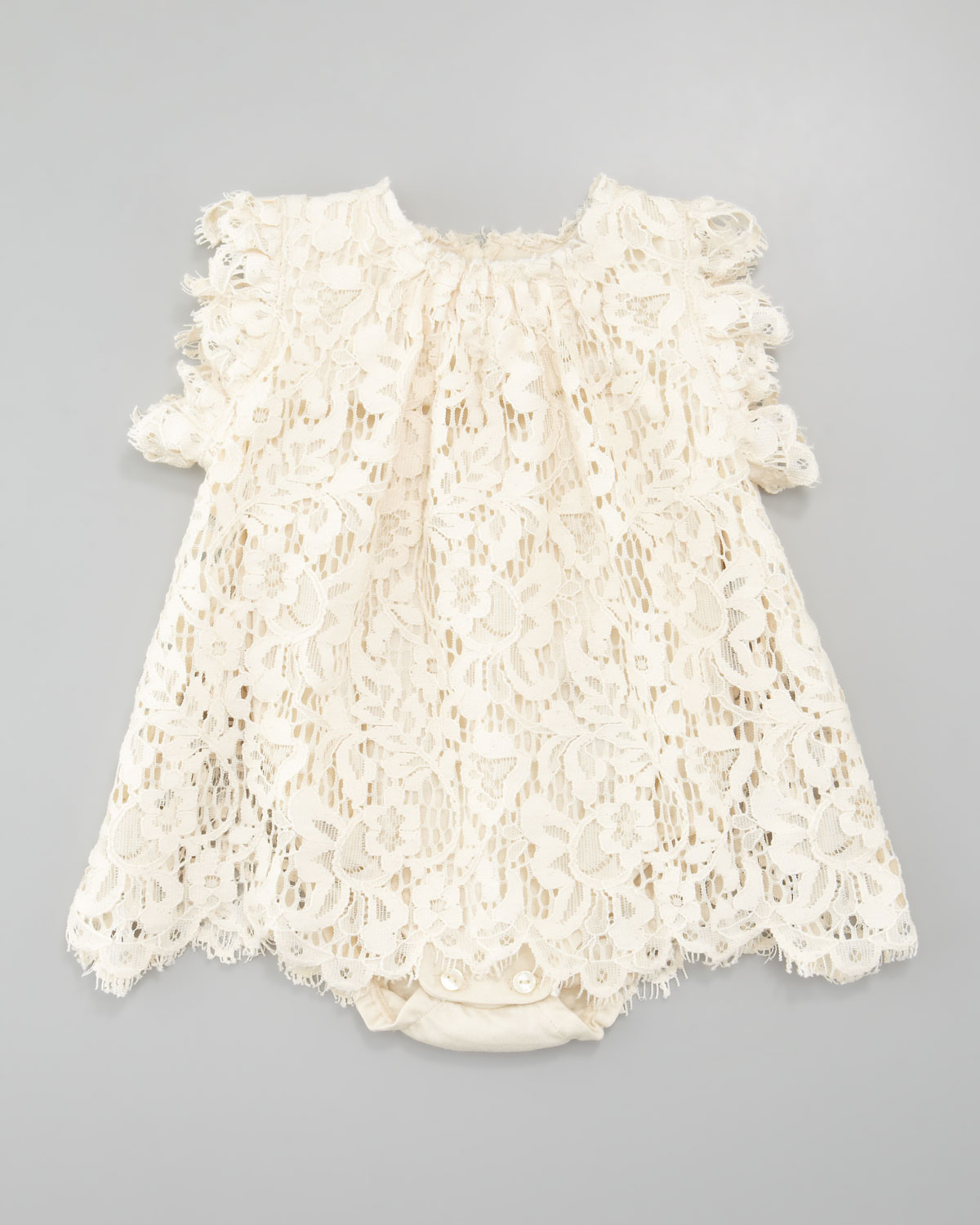 How Much Would You Spend Over the Top Baby Clothes