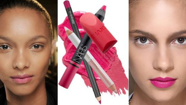 Best in Show: Spring's Hottest Fuchsia Lips
