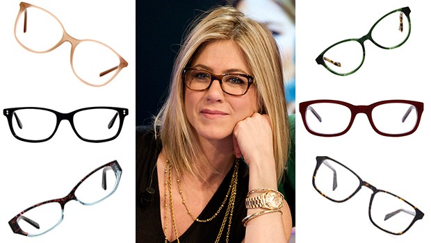 Best Eyeglass Frame For Long Face : Gallery For > Glasses Frames For Women With Round Faces