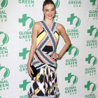 Miranda Kerr's Addiction to Prints
