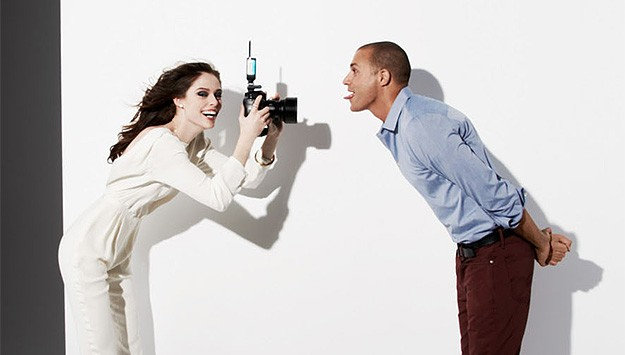Nigel Barker's Favorite People to Photograph
