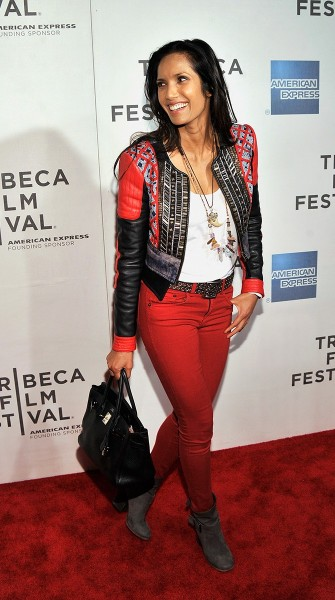 Who Wore What this Weekend: Tribeca Film Festival