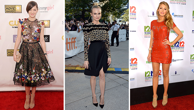 Who needs a stylist? The stars who go it alone
