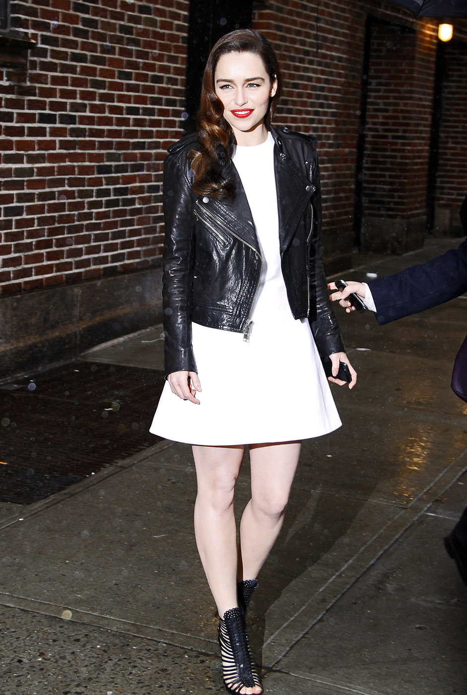 Top  Game Of Thrones Star Emilia Clarkes Effortless Style