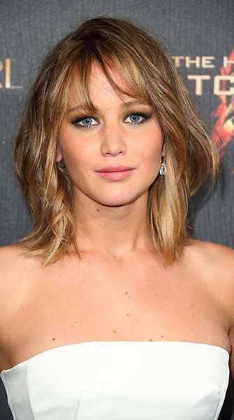 Look of the Week: Jennifer Lawrence Goes to New Lengths