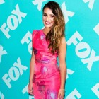 Look of the Week: Lea Michele in Graphic Floral