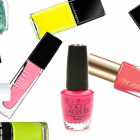 Mani Monday: Warm Weather Neons