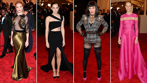 The best and worst looks from last year's Met Gala