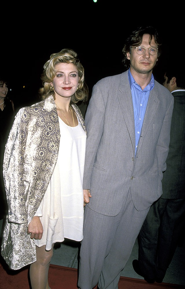 Liam neeson and natasha richardson in nell for Natasha richardson liam neeson wedding