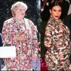 Robin Williams on Kim Kardashian's Met Gala Gown: 'I Think I Wore It Better'
