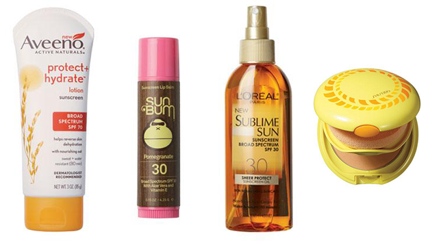 SHAPE Sun Awards 2013: Sexy Summer Skin Guide