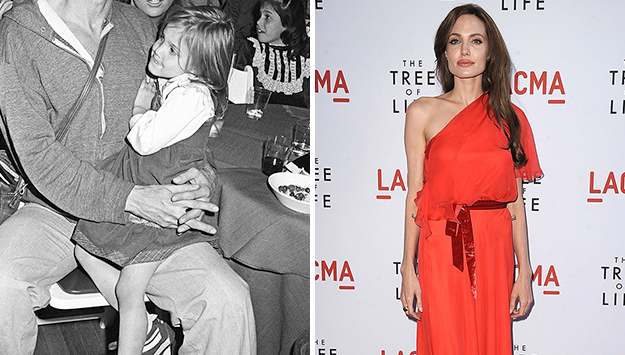 Angelina Jolie's Style Transformation