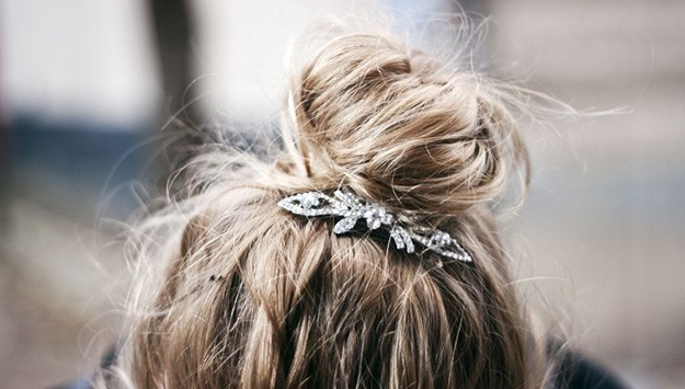 Update Your Top Knot With This Beach Perfect Hairstyles