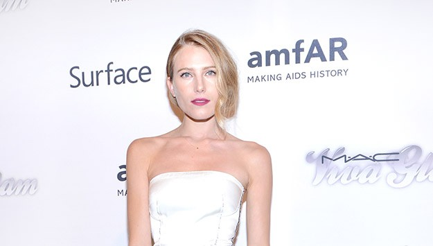 Look of the Week: Dree Hemingway's Berry-Stained Lip