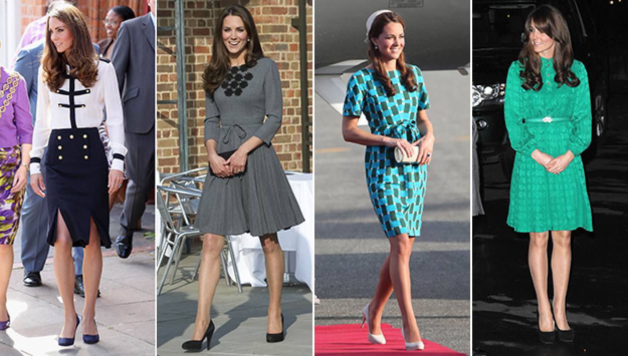 Little Known Facts Of Kate Middleton 39 S Childhood Her First Kiss Celeb Crush And More Aol