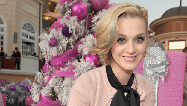 Katy Perry's Candy-Colored Hair Style Transformation