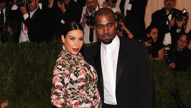 Kim & Kanye Reportedly Name Daughter North West
