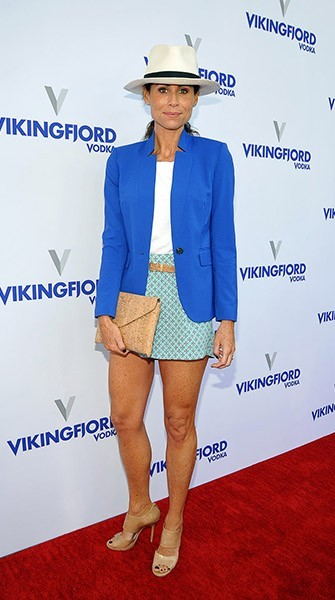 Get the Look: Minnie Driver at the 1st Annual Children Mending Hearts Style Sunday