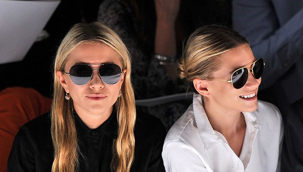 Mary-Kate and Ashley Olsen's Style Transformation