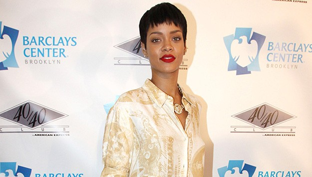 Rihanna and Marc Jacobs Leave Home In Their Pajamas