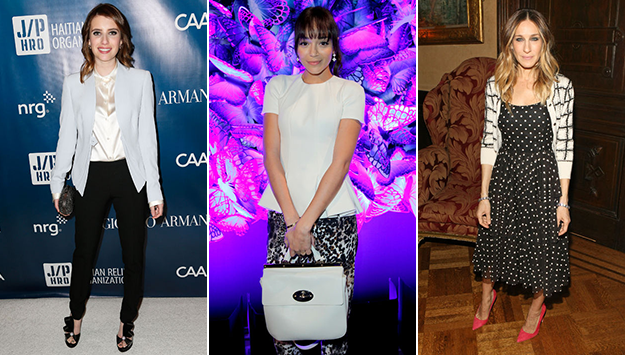 What to Wear to Work: 7 Celebrity-Inspired Ways to Update Your Office Wardrobe for Spring