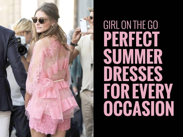 Girl on the Go: Perfect Summer Dresses for Every Occasion