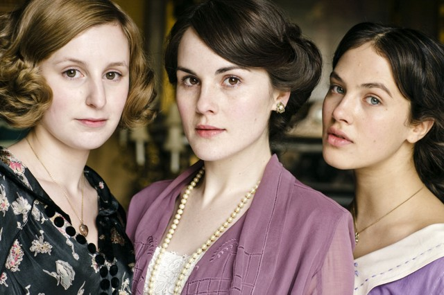 An Official Downton Abbey Cosmetics Line Now Exists
