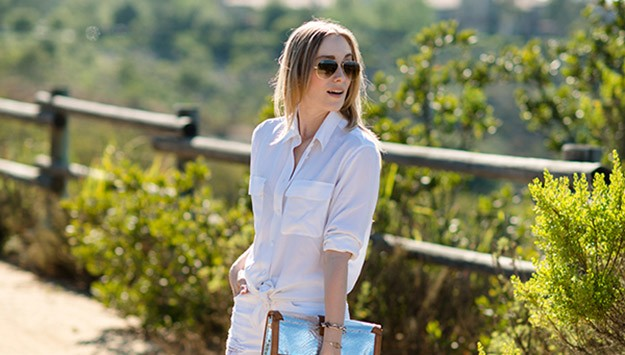 This Week's Contributor Street Style: Mid-Summer Outfit Inspiration