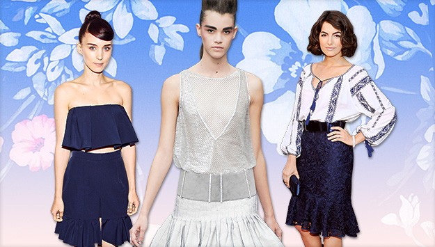 The Trend Report: Fit and Flare Skirts