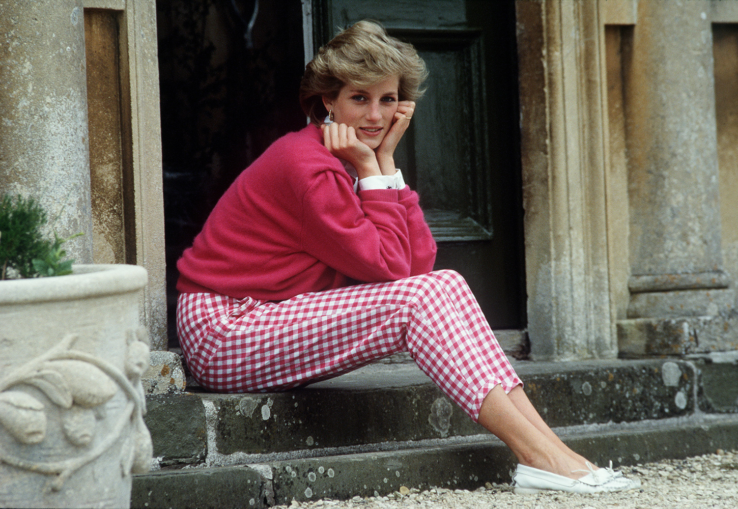Princess Diana's beautiful style transformation