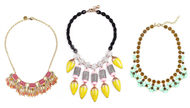 9 Summer Statement Necklaces We Want Right Now