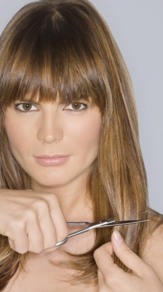 Find the best bangs for your face shape