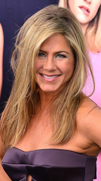 Fab or flop: Jennifer Aniston's sexy tousled hair, Ali Lohan's sheer top, and more celeb style
