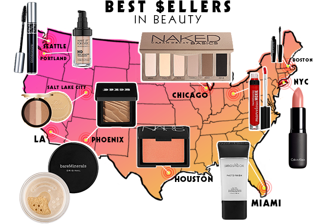Best-selling beauty products: The most popular items right now