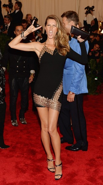 Gisele made more than Tom Brady last year, tops highest-paid model list