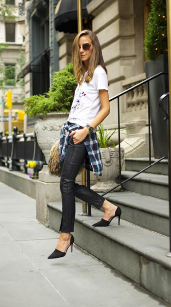 9 street style outfits to inspire your wardrobe this weekend