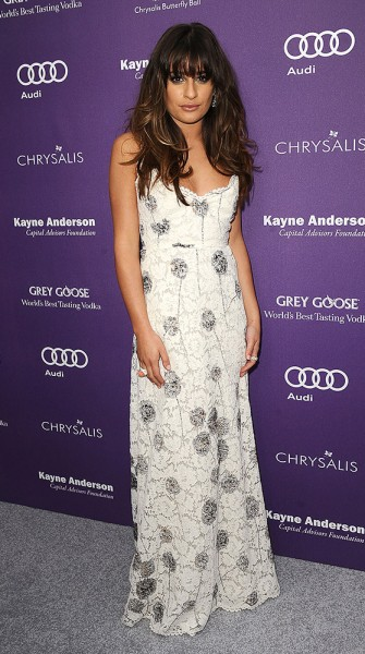 Lea Michele's 10 hottest red carpet looks