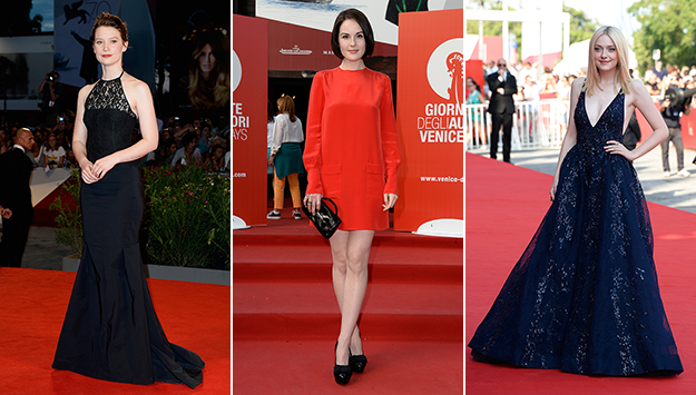 2013 Venice Film Festival: Who wore what
