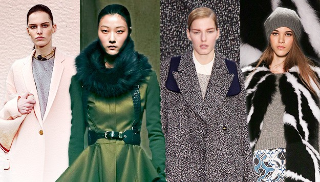 The trend report: your fall coat guide