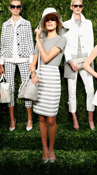 Kate Spade Spring 2014: The garden party's best looks