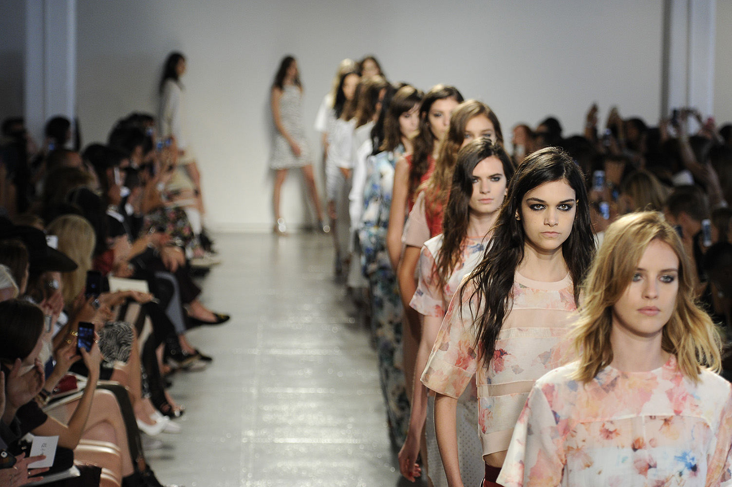 Our 7 Favorite Looks From Rebecca Taylor 39 S Spring 2014
