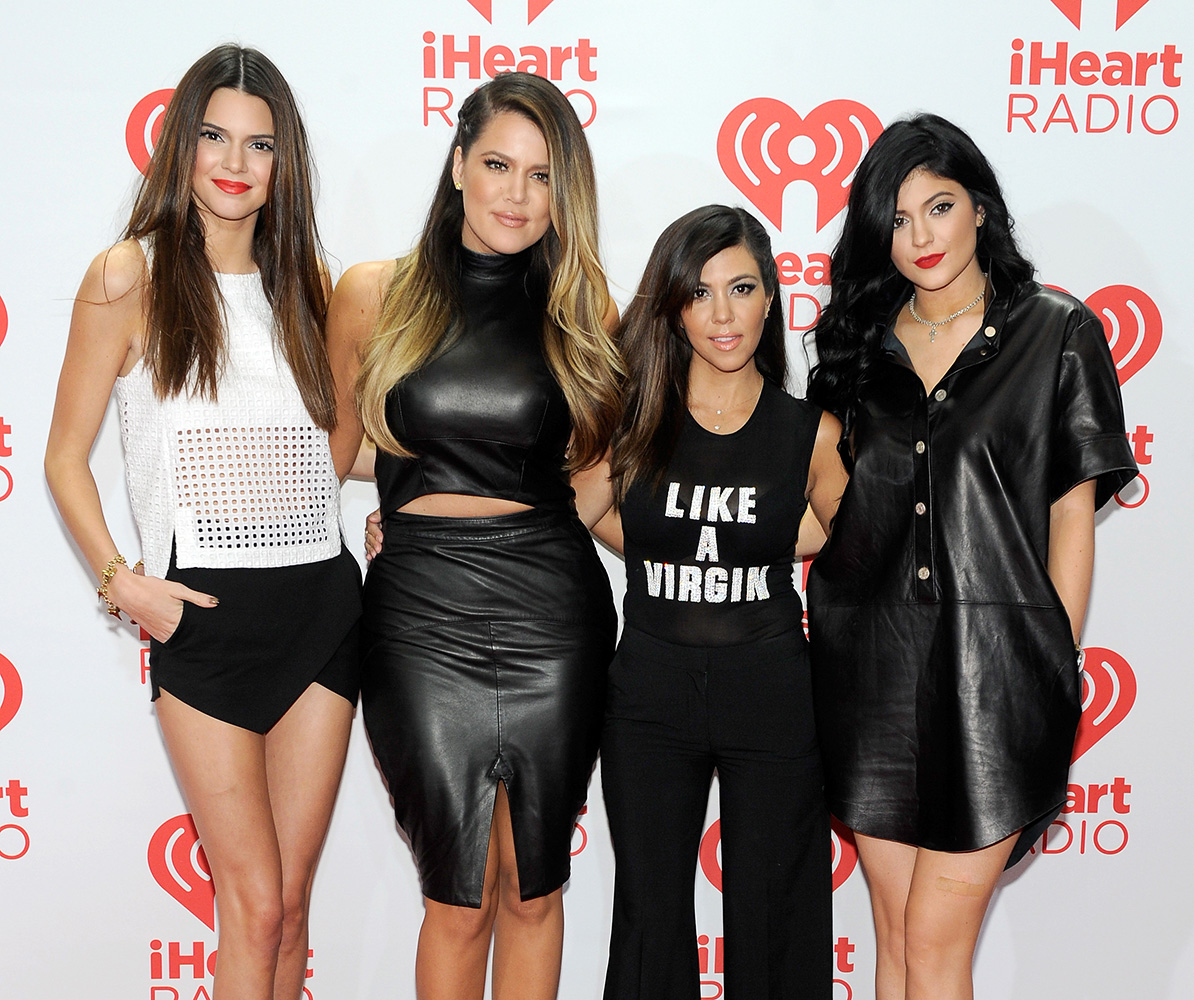 The Kardashian sisters re-emerge & are more gorgeous than ever