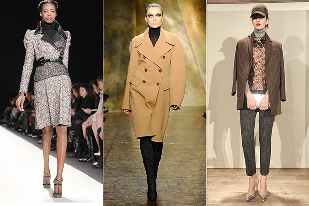 Fall 2013's most wearable trends