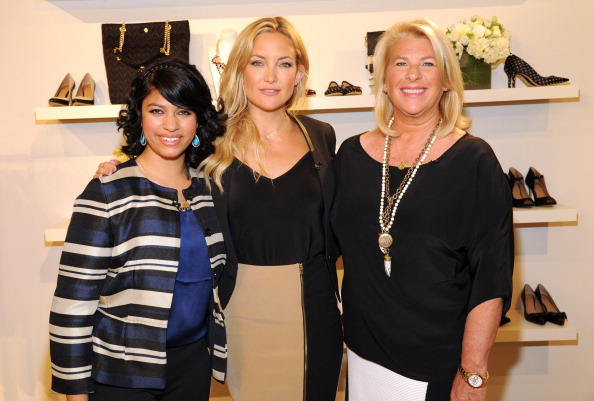 Kate Hudson teams up with ANN Inc. to empower emerging young female leaders