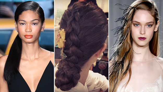 The top 8 hairstyles from New York Fashion Week (and how to do them yourself)