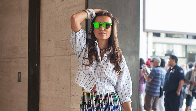 Street style from New York Fashion Week: Day 5
