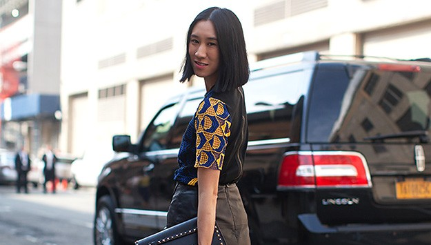 Street style from New York Fashion Week: Day 8